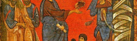 Σήμερα τιμάται η Ανάσταση του Λαζάρου